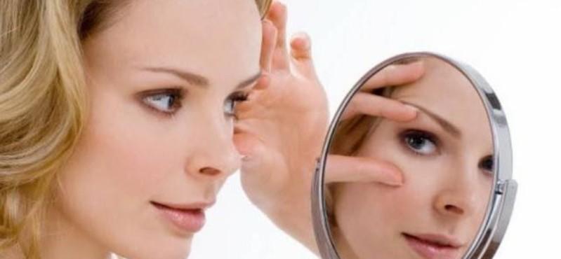 как срочно убрать морщины вокруг глаз